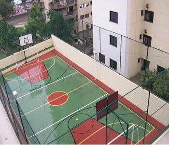 Redes para quadras esportivas
